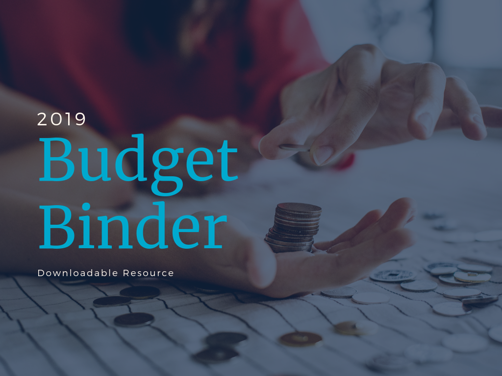 Budget Binder Download