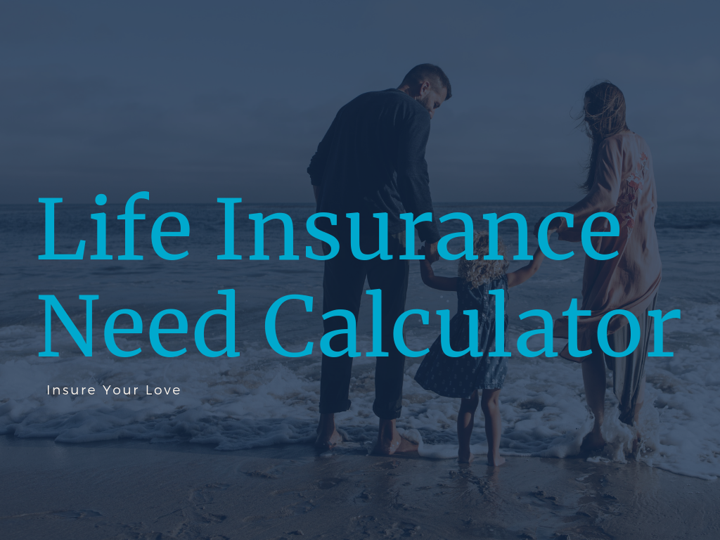 Life insurance calculor front