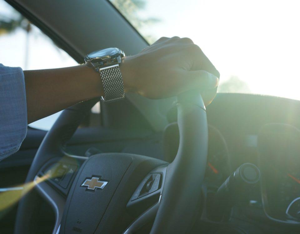 Selecting Safe Drivers