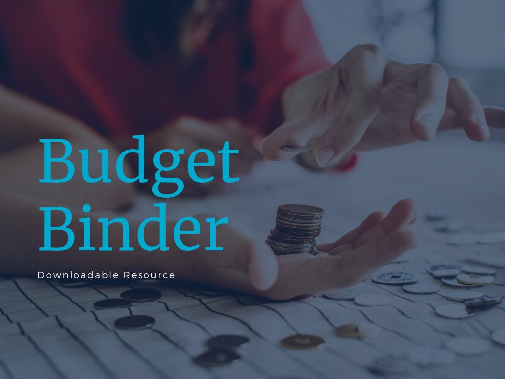 Budget Binder Workbook