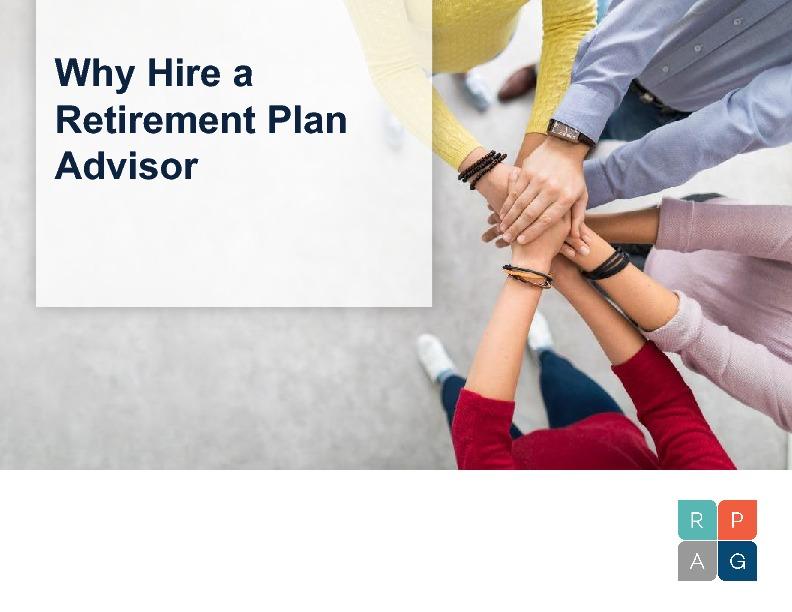 Retirement Plan Sponsor Resources
